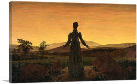 Woman Before the Rising Sun 1818