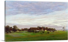 Flat Countryside 1823