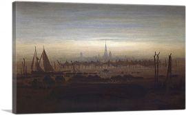 Greifswald in Moonlight 1817