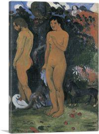 Adam and Eve 1902