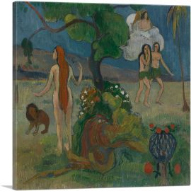 Adam and Eve or Paradise Lost 1890