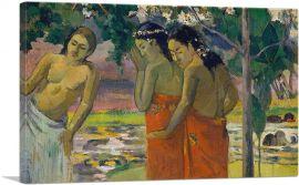 Three Tahitian Women 1896