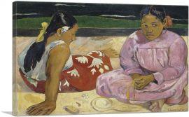 Women of Tahiti - Femmes de Tahiti 1891