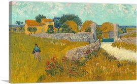 Farmhouse in Provence 1888