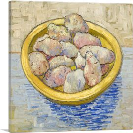 Still Life with Potatoes 1888
