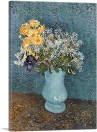 Vase of Flowers 1887