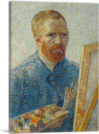 Vincent van Gogh Self-Portrait 1888