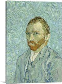 Vincent van Gogh Self-Portrait 1889