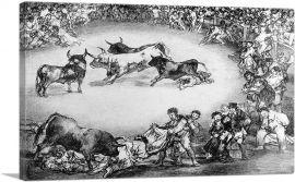 The Bulls of Bordeaux 1825