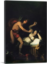 Allegory of Love, Cupid and Psyche 1805