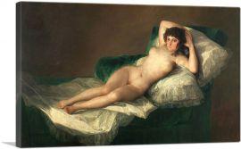 The Nude Maja 1800