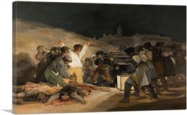 The Third of May - Execution of the Defenders of Madrid 1814