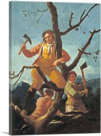 The Woodcutters 1780