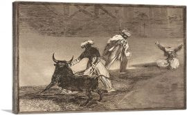 They Play Another with the Cape in an Enclosure 1816