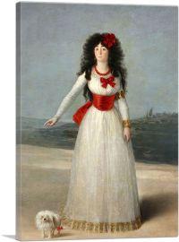 Duchess of Alba - The White Duchess 1795