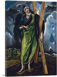 Saint Andrew 1610