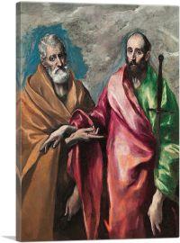 Saint Peter and Saint Paul 1600