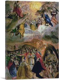 The Adoration of the Name of Jesus 1579