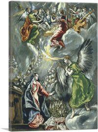 The Annunciation 1597
