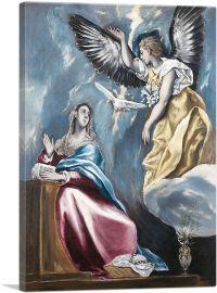 The Annunciation 1600