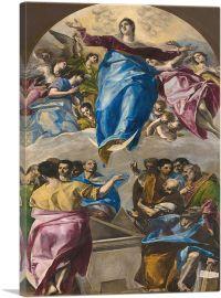 The Assumption of the Virgin 1577