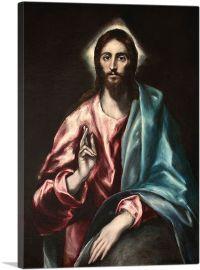 Christ as Saviour 1610