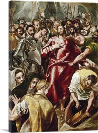 The Disrobing of Christ 1579