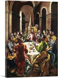 The Feast in the House of Simon 1614