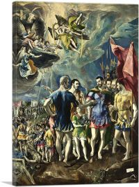The Martyrdom of St. Maurice and the Theban Legion