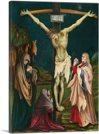 The Small Crucifixion 1520