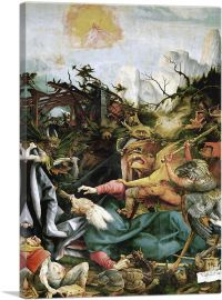The Temptation of Saint Anthony 1515