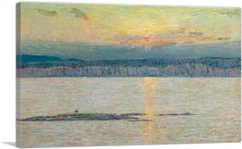 Sunset Ironbound - Mt. Desert, Maine 1896
