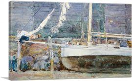 Drydock - Gloucester 1890