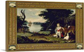 Peaceable Kingdom 1828