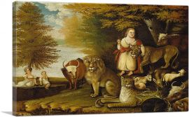 Peaceable Kingdom 1830