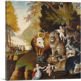 Peaceable Kingdom 1834