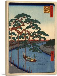 Five Pines - Onagi Canal 1856