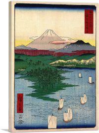 Noge and Yokohama 1858