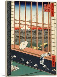 Asakusa Ricefields and Torinomachi Gestival 1857