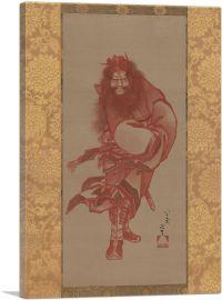 Red Shoki, the Demon Queller 1847