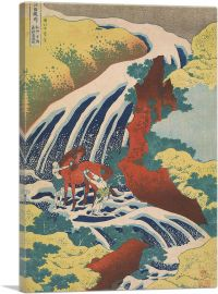 Yoshitsune Falls 1833