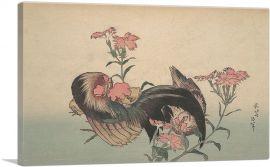 Cock, Hen, and Nadeshiko