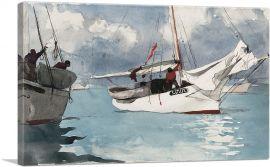 Fishing Boats - Key West 1903