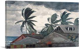 Hurricane - Bahamas 1898