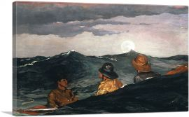 Kissing the Moon 1904