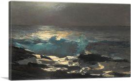 Moonlight - Wood Island Light 1894