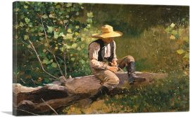 The Whittling Boy 1873