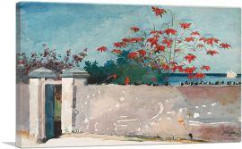A Wall - Nassau 1898