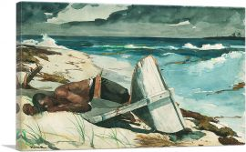 After the Hurricane - Bahamas 1899