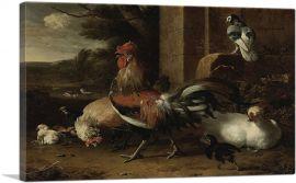 Henhouse 1665